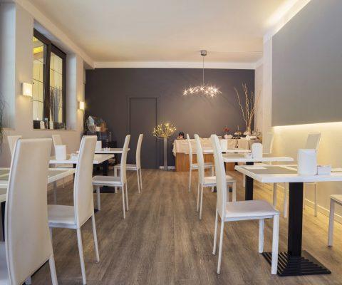 Hotel Positano dining room